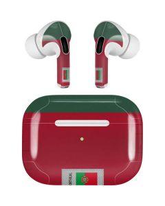 Portugal Soccer Flag Apple AirPods Pro Skin