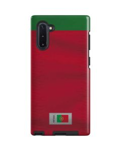 Portugal Soccer Flag Galaxy Note 10 Pro Case