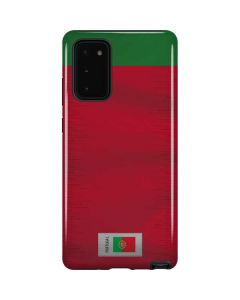 Portugal Soccer Flag Galaxy Note20 5G Pro Case
