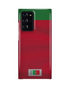 Portugal Soccer Flag Galaxy Note20 Ultra 5G Lite Case