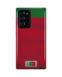 Portugal Soccer Flag Galaxy Note20 Ultra 5G Pro Case