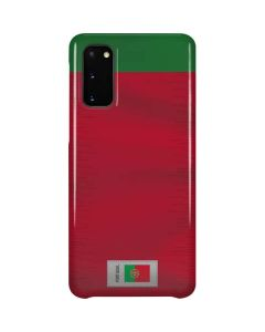 Portugal Soccer Flag Galaxy S20 Lite Case