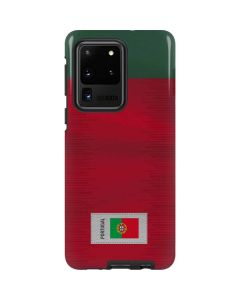 Portugal Soccer Flag Galaxy S20 Ultra 5G Pro Case