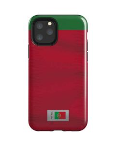 Portugal Soccer Flag iPhone 11 Pro Impact Case
