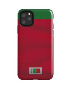 Portugal Soccer Flag iPhone 11 Pro Max Impact Case