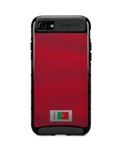 Portugal Soccer Flag iPhone SE Cargo Case
