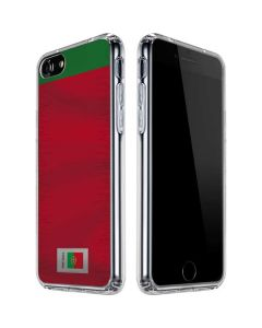 Portugal Soccer Flag iPhone SE Clear Case