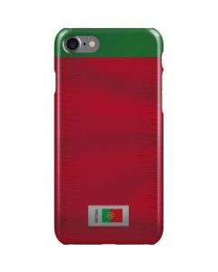 Portugal Soccer Flag iPhone SE Lite Case