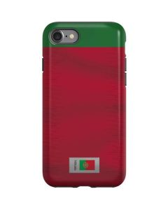 Portugal Soccer Flag iPhone SE Pro Case