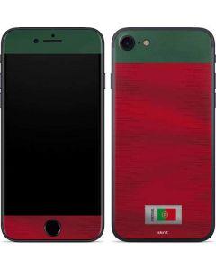 Portugal Soccer Flag iPhone SE Skin