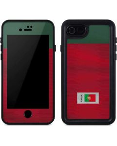 Portugal Soccer Flag iPhone SE Waterproof Case