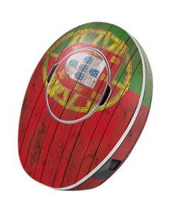 Portuguese Flag Dark Wood MED-EL Samba Skin