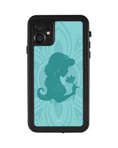 Princess Jasmine Flower iPhone 11 Waterproof Case