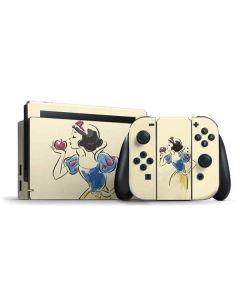 Princess Snow White Nintendo Switch Bundle Skin