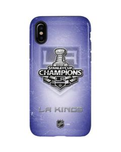 2012 NHL Stanley Cup Champions LA Kings iPhone XS Pro Case