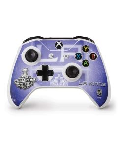 2012 NHL Stanley Cup Champions LA Kings Xbox One S Controller Skin