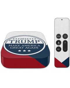 2016 Trump Make America Great Again Apple TV Skin