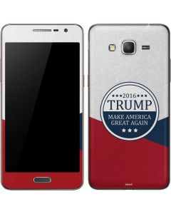 2016 Trump Make America Great Again Galaxy Grand Prime Skin
