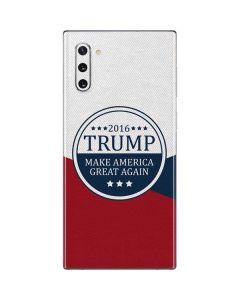 2016 Trump Make America Great Again Galaxy Note 10 Skin