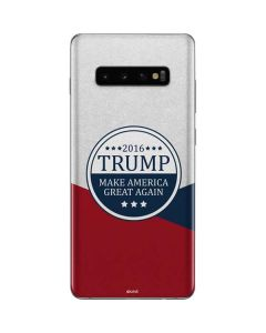 2016 Trump Make America Great Again Galaxy S10 Plus Skin