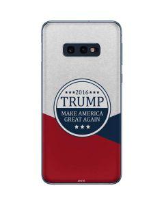 2016 Trump Make America Great Again Galaxy S10e Skin