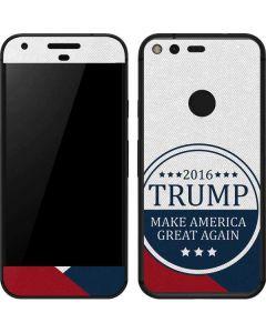 2016 Trump Make America Great Again Google Pixel Skin