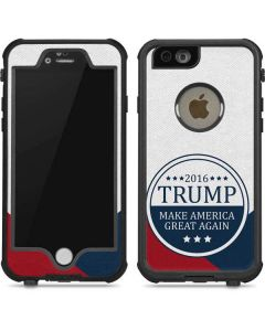 2016 Trump Make America Great Again iPhone 6/6s Waterproof Case