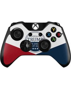 2016 Trump Make America Great Again Xbox One Controller Skin