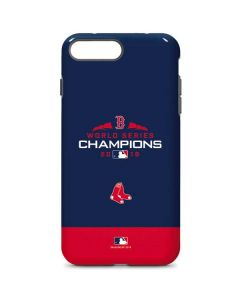 Boston Red Sox World Series Champions 2018 iPhone 8 Plus Pro Case