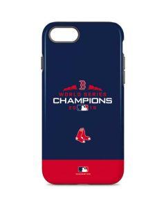 Boston Red Sox World Series Champions 2018 iPhone 8 Pro Case