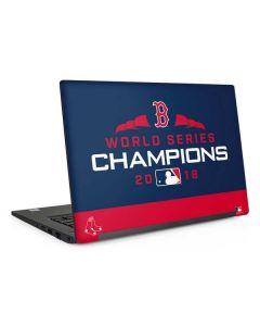 Boston Red Sox World Series Champions 2018 Dell Latitude Skin