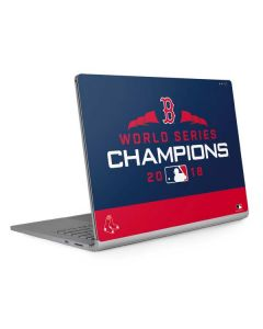 Boston Red Sox World Series Champions 2018 Surface Book 2 13.5in Skin
