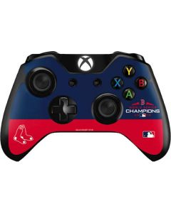 Boston Red Sox World Series Champions 2018 Xbox One Controller Skin