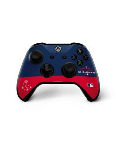 Boston Red Sox World Series Champions 2018 Xbox One X Controller Skin