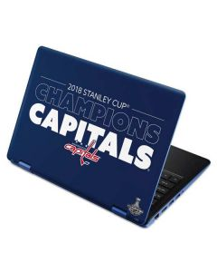 2018 Stanley Cup Champions Capitals Aspire R11 11.6in Skin