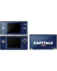 2018 Stanley Cup Champions Capitals DS Lite Skin