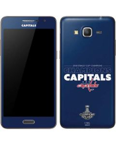 2018 Stanley Cup Champions Capitals Galaxy Grand Prime Skin