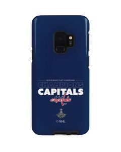 2018 Stanley Cup Champions Capitals Galaxy S9 Pro Case