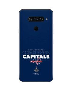 2018 Stanley Cup Champions Capitals LG V40 ThinQ Skin