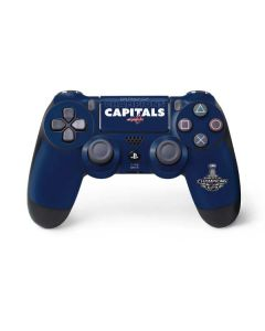2018 Stanley Cup Champions Capitals PS4 Controller Skin