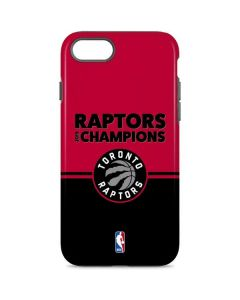 2019 Champions Toronto Raptors iPhone 7 Pro Case