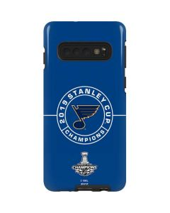 2019 Stanley Cup Champions Blues Galaxy S10 Pro Case