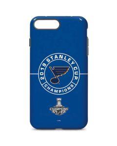 2019 Stanley Cup Champions Blues iPhone 7 Plus Pro Case