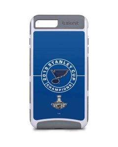 2019 Stanley Cup Champions Blues iPhone 8 Plus Cargo Case