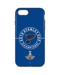 2019 Stanley Cup Champions Blues iPhone 8 Pro Case