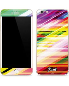 Abstract Spectrum iPhone 6/6s Plus Skin