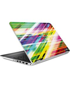 Abstract Spectrum HP Pavilion Skin