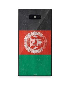 Afghanistan Flag Distressed Razer Phone 2 Skin