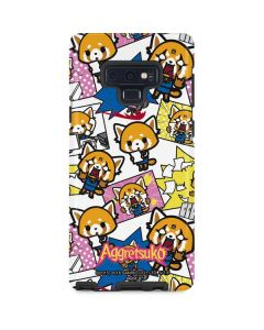 Aggretsuko Blast Galaxy Note 9 Pro Case