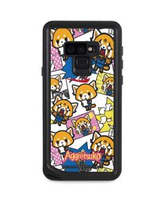 Aggretsuko Blast Galaxy Note 9 Waterproof Case